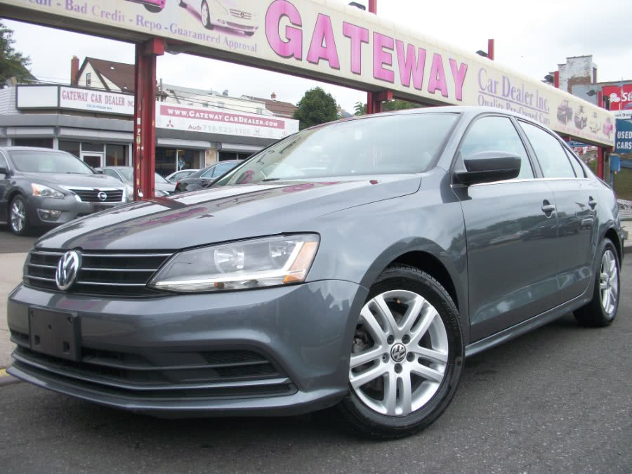 Used 2017 Volkswagen Jetta in Jamaica, New York | Gateway Car Dealer Inc. Jamaica, New York