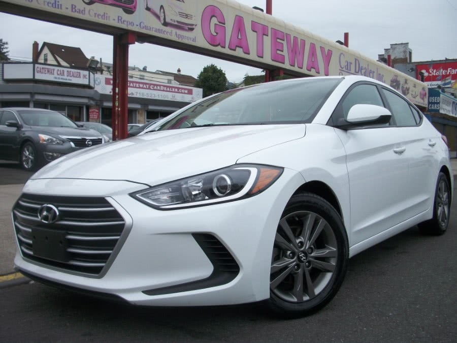 Used 2017 Hyundai Elantra in Jamaica, New York | Gateway Car Dealer Inc. Jamaica, New York