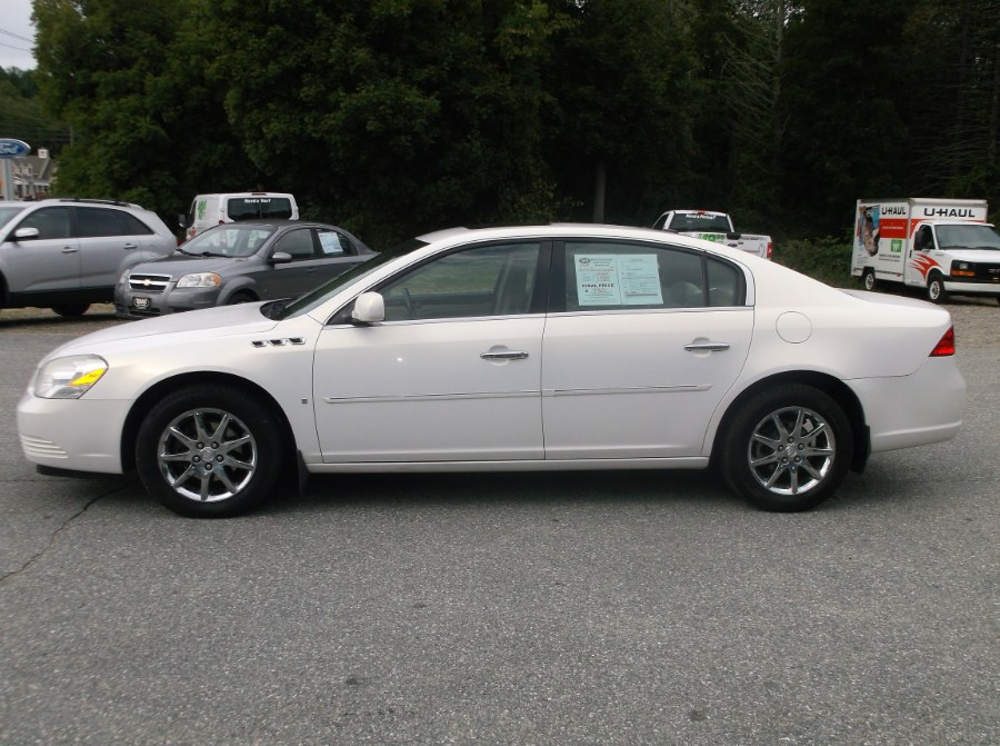 2007 Buick Lucerne 4dr Sdn V6 CXL, available for sale in Brooklyn, Connecticut | Brooklyn Motor Sports Inc. Brooklyn, Connecticut