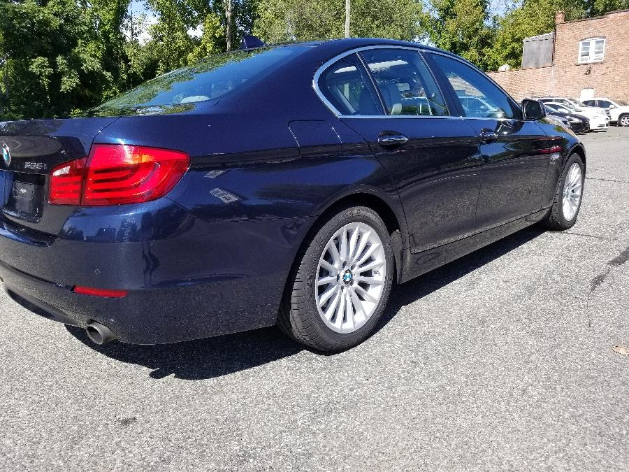 2011 BMW 5 Series 4dr Sdn 535i xDrive AWD, available for sale in Springfield, Massachusetts | Fast Lane Auto Sales & Service, Inc. . Springfield, Massachusetts
