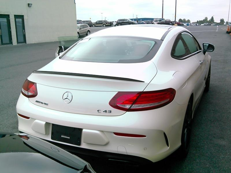 2018 Mercedes-Benz C-Class ///AMG AMG C 43 4MATIC Coupe, available for sale in Bronx, New York | 26 Motors Corp. Bronx, New York