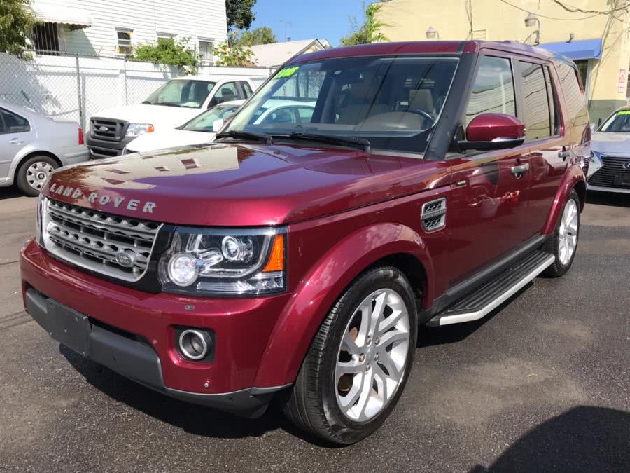 Used 2016 Land Rover LR4 in Jamaica, New York | Sunrise Autoland. Jamaica, New York