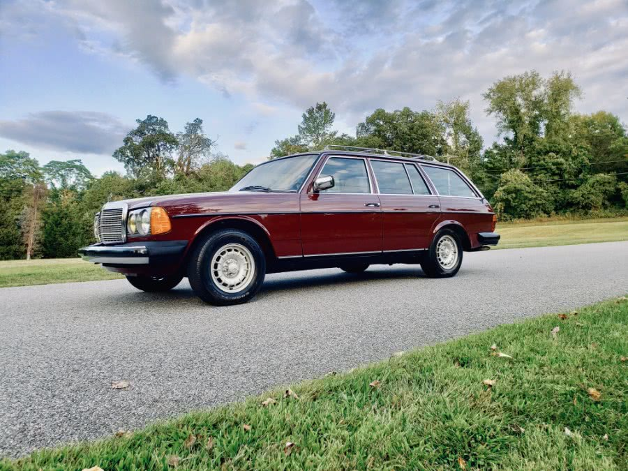 Used 1983 Mercedes-Benz 300 Series in North Salem, New York | Meccanic Shop North Inc. North Salem, New York