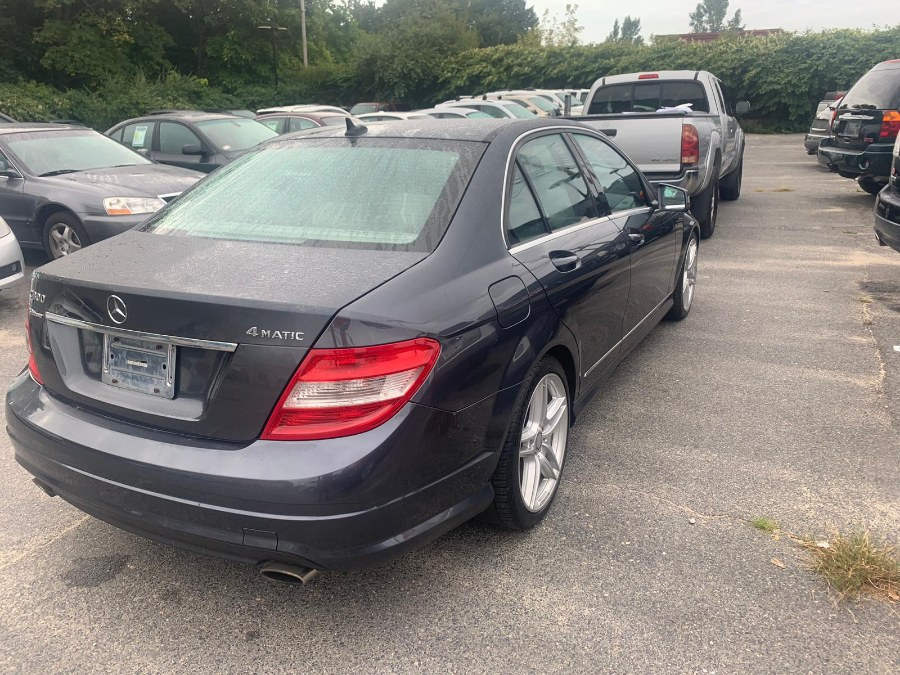 2011 Mercedes-Benz C-Class 4dr Sdn C 300 Sport 4MATIC, available for sale in Raynham, Massachusetts | J & A Auto Center. Raynham, Massachusetts