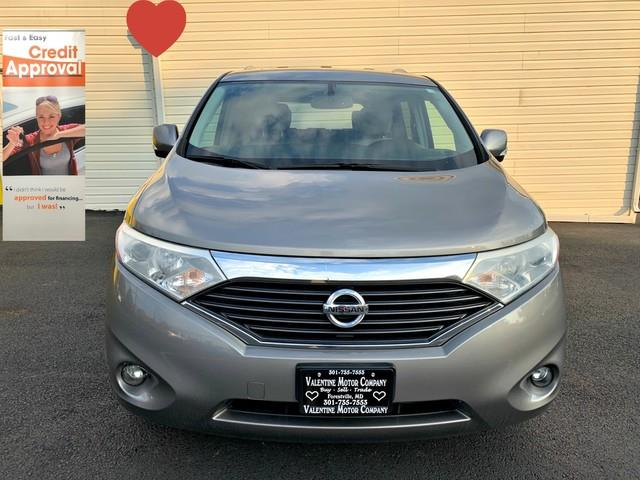 Used Nissan Quest LE 2012 | Valentine Motor Company. Forestville, Maryland