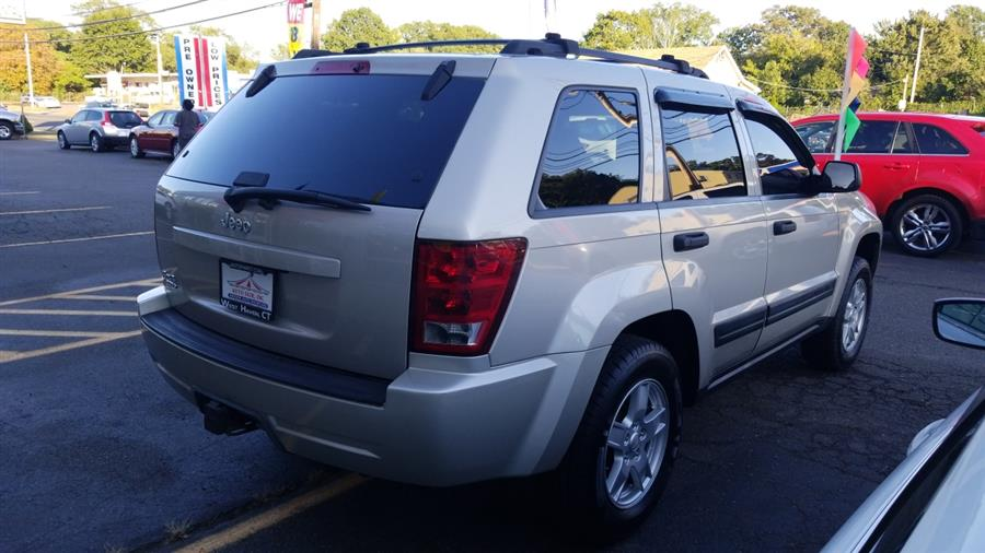 2006 Jeep Grand Cherokee 4dr Laredo 4WD, available for sale in West Haven, CT