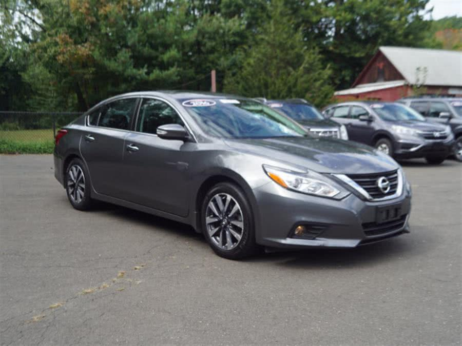 Used 2016 Nissan Altima in Canton, Connecticut | Canton Auto Exchange. Canton, Connecticut