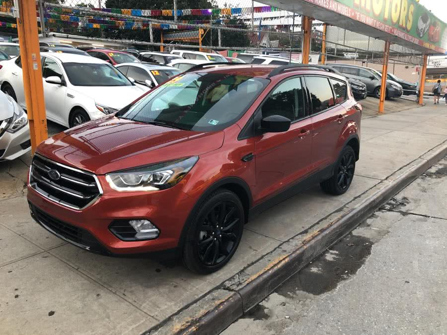Used 2019 Ford Escape in Jamaica, New York | Sylhet Motors Inc.. Jamaica, New York