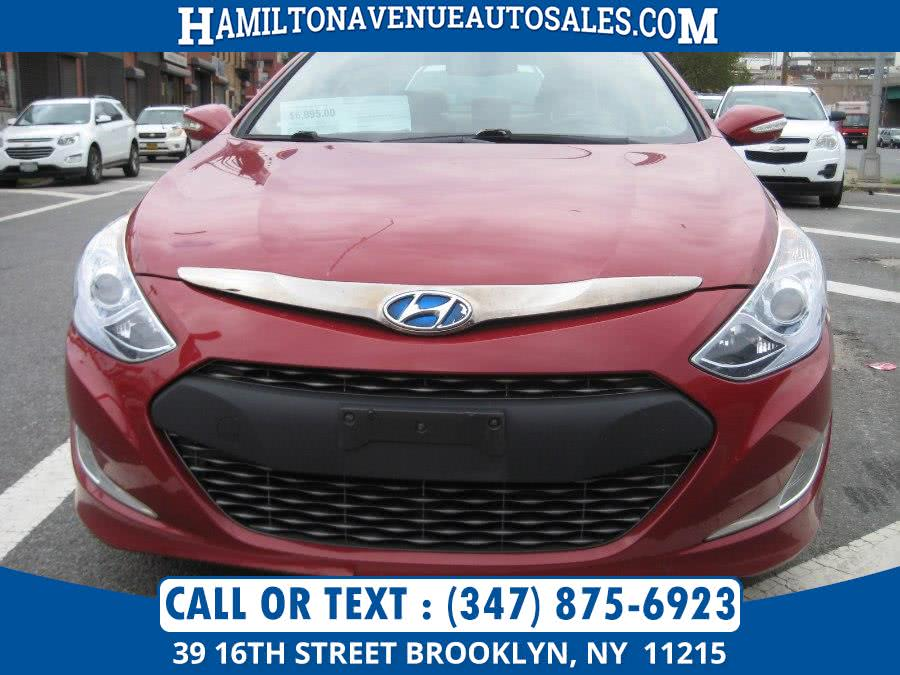 Used 2014 Hyundai Sonata Hybrid in Brooklyn, New York | Hamilton Avenue Auto Sales DBA Nyautoauction.com. Brooklyn, New York