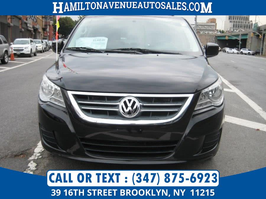 Used 2012 Volkswagen Routan in Brooklyn, New York | Hamilton Avenue Auto Sales DBA Nyautoauction.com. Brooklyn, New York