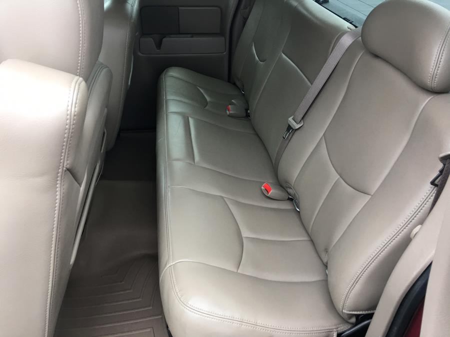 2006 GMC Sierra 1500 Ext Cab 143.5