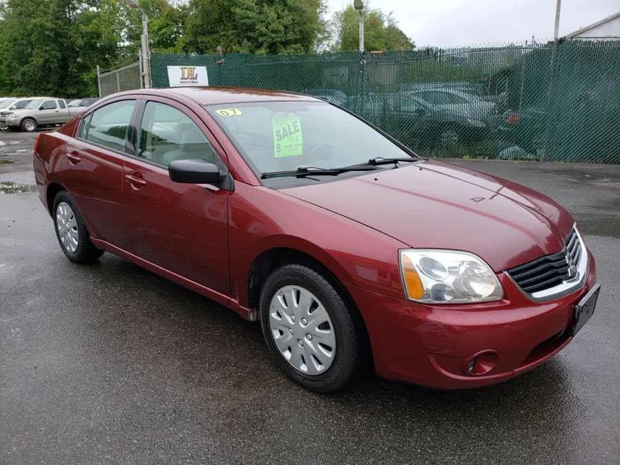Used 2007 Mitsubishi Galant in Meriden, Connecticut | Cos Central Auto. Meriden, Connecticut