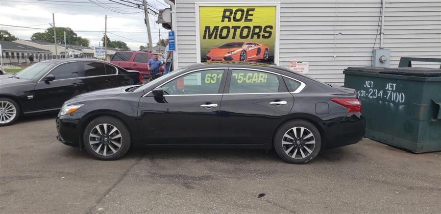 Used Nissan Altima 2.5 SV Sedan 2018 | Roe Motors Ltd. Shirley, New York