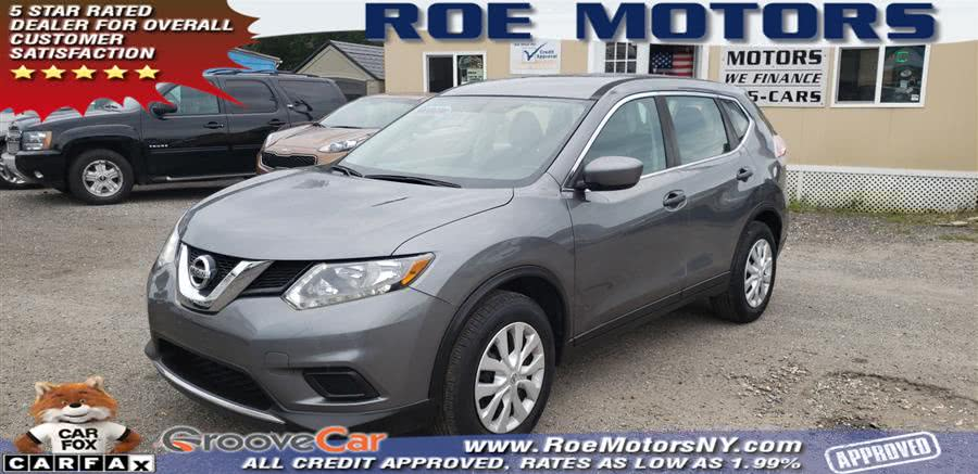 Used 2016 Nissan Rogue in Shirley, New York | Roe Motors Ltd. Shirley, New York
