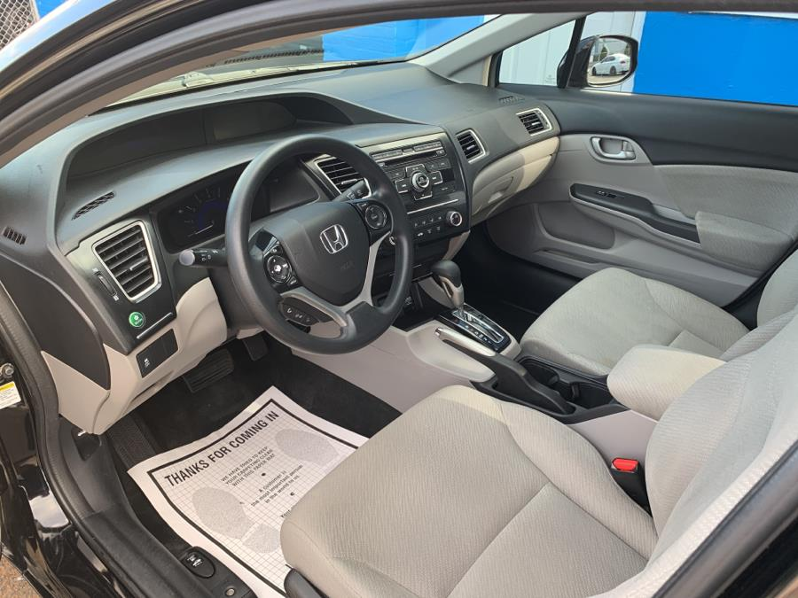 2013 Honda Civic Sdn 4dr Auto LX, available for sale in Stamford, Connecticut | Harbor View Auto Sales LLC. Stamford, Connecticut