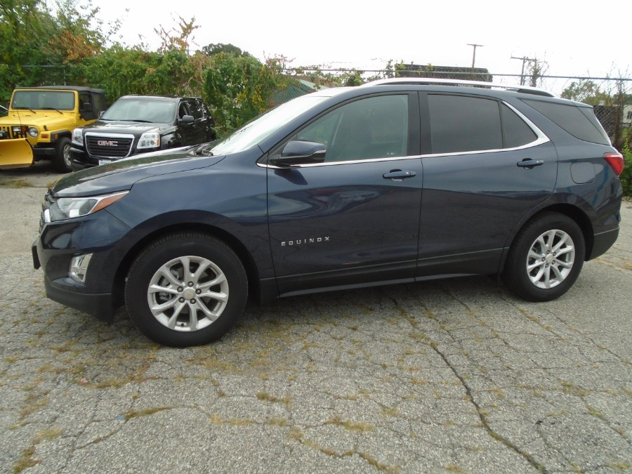 2018 Chevrolet Equinox FWD 4dr LT w/1LT, available for sale in Milford, Connecticut | Dealertown Auto Wholesalers. Milford, Connecticut