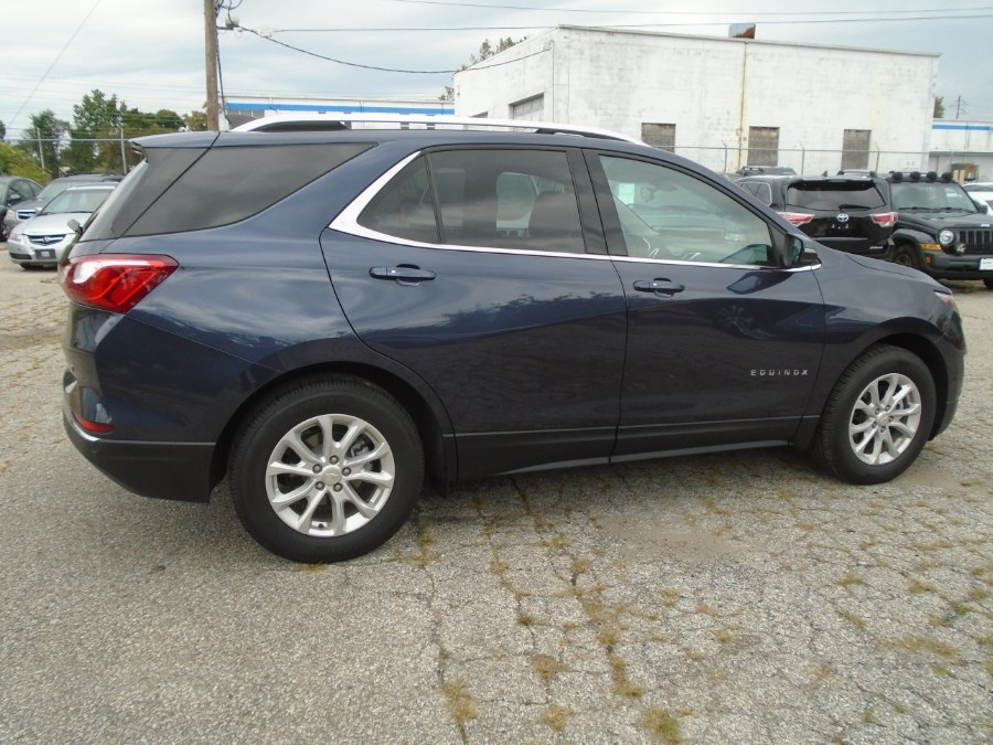 Used Chevrolet Equinox FWD 4dr LT w/1LT 2018 | Dealertown Auto Wholesalers. Milford, Connecticut