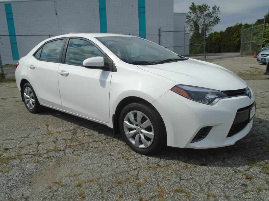Used 2016 Toyota Corolla in Milford, Connecticut | Dealertown Auto Wholesalers. Milford, Connecticut