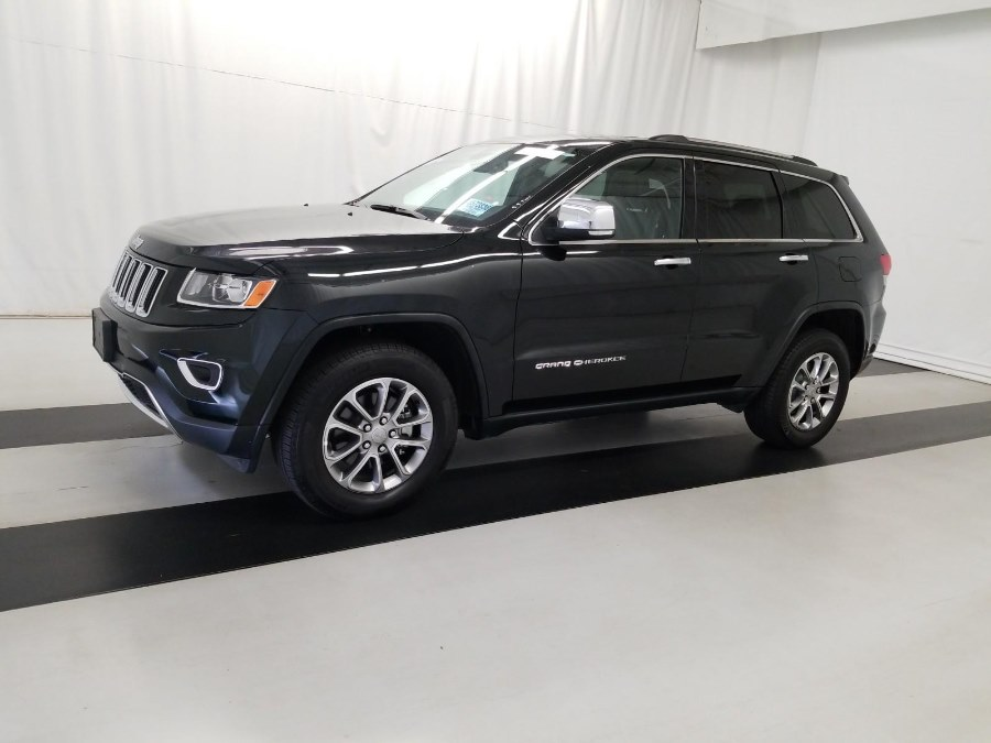 2015 Jeep Grand Cherokee 4WD 4dr Limited, available for sale in Franklin Square, New York | Luxury Motor Club. Franklin Square, New York