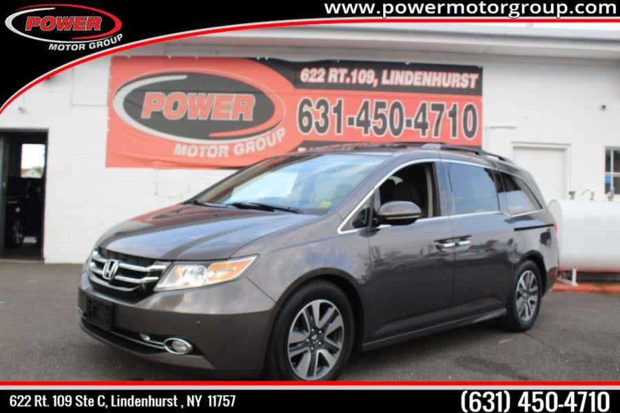Used 2014 Honda Odyssey in Lindenhurst , New York | Power Motor Group. Lindenhurst , New York