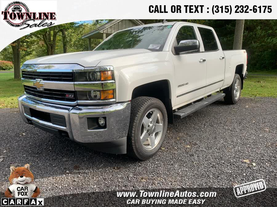 Used 2015 Chevrolet Silverado 2500HD in Wolcott, New York | Townline Sales LLC. Wolcott, New York