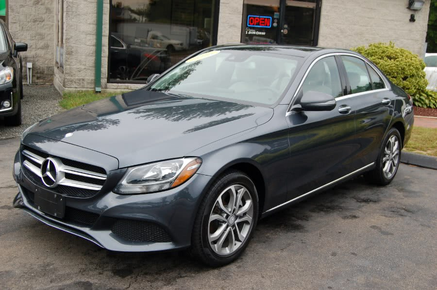 Used Mercedes-Benz C-Class 4dr Sdn C 300 Sport 4MATIC 2016 | M&N`s Autohouse. Old Saybrook, Connecticut