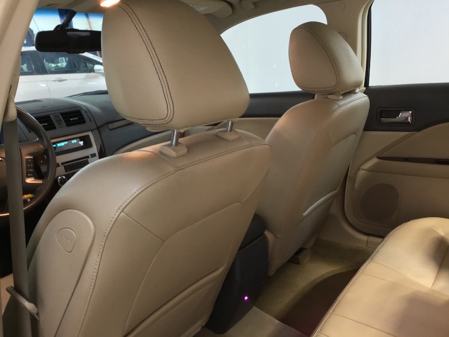 2010 Ford Fusion 4dr Sdn SEL FWD, available for sale in Lodi, New Jersey | European Auto Expo. Lodi, New Jersey