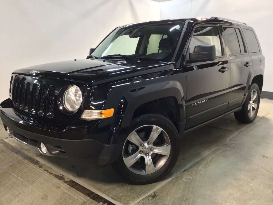 Used 2017 Jeep Patriot in Hillside, New Jersey | M Sport Motor Car. Hillside, New Jersey