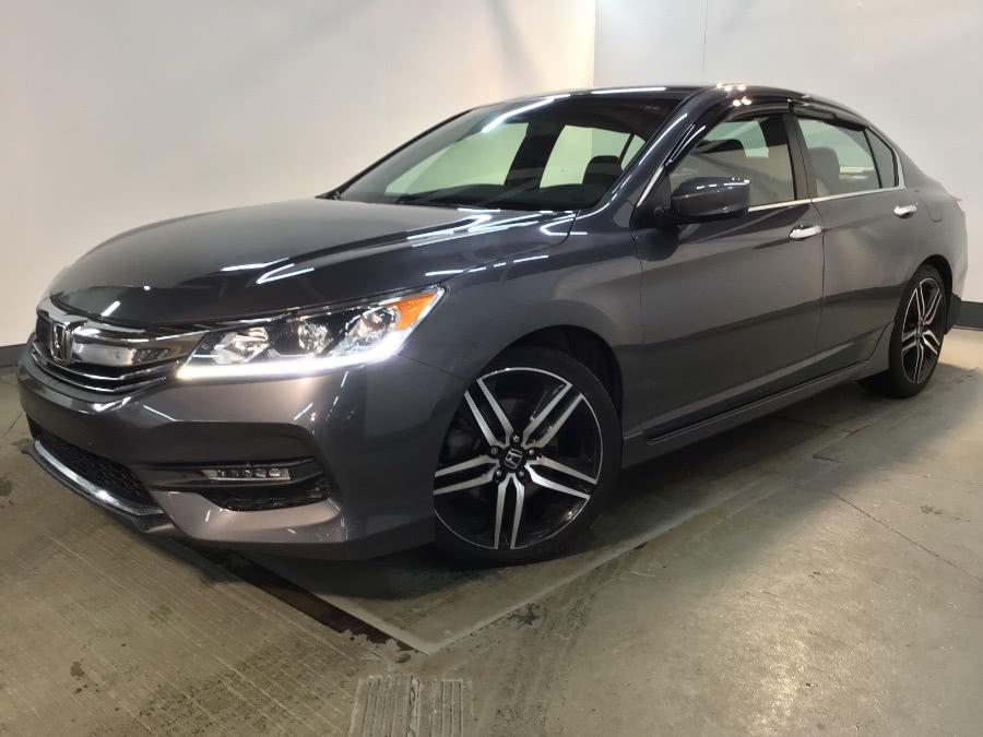 Used 2017 Honda Accord Sedan in Lodi, New Jersey | European Auto Expo. Lodi, New Jersey
