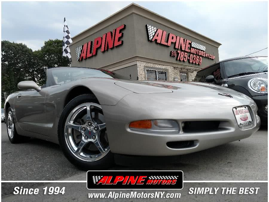 Used 2002 Chevrolet Corvette in Wantagh, New York | Alpine Motors Inc. Wantagh, New York