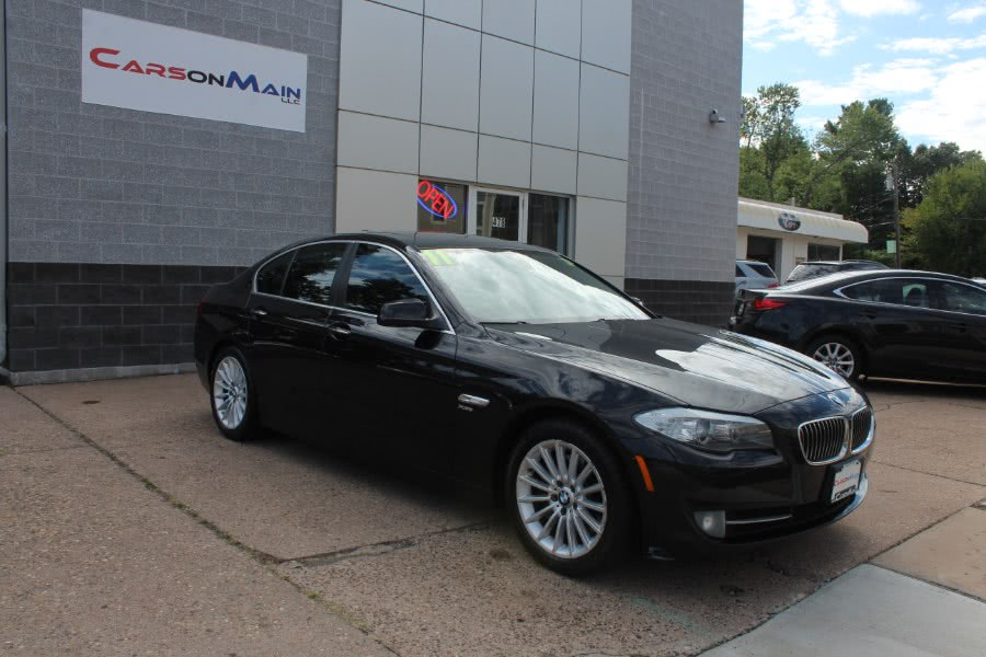 Used 2011 BMW 5 Series in Manchester, Connecticut | Carsonmain LLC. Manchester, Connecticut