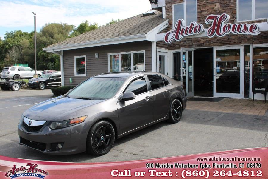 Used 2010 Acura TSX in Plantsville, Connecticut | Auto House of Luxury. Plantsville, Connecticut