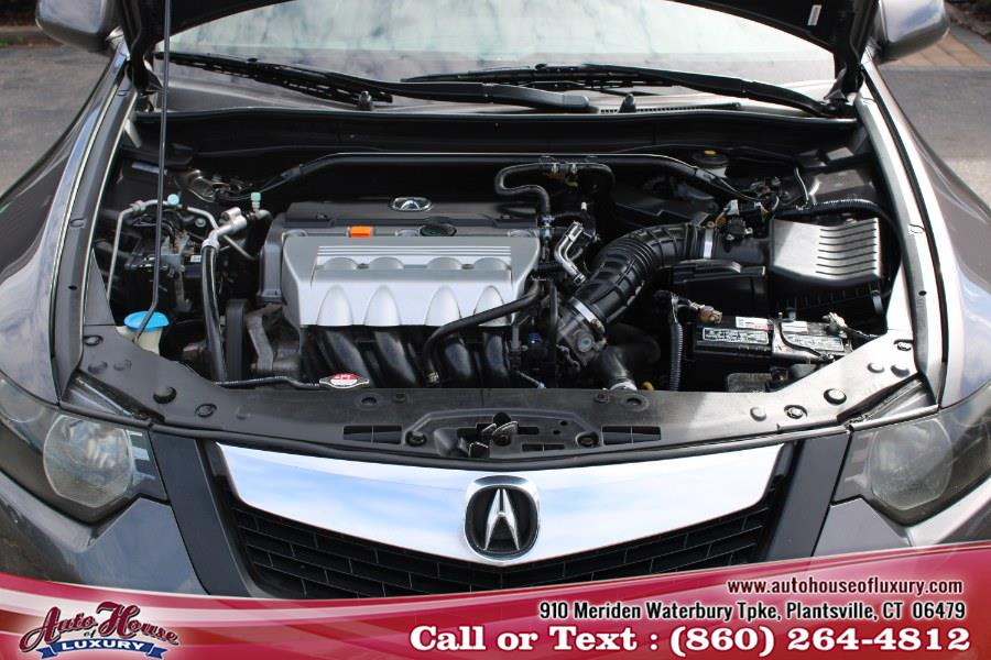 2010 Acura TSX 4dr Sdn I4 Auto Tech Pkg, available for sale in Plantsville, Connecticut | Auto House of Luxury. Plantsville, Connecticut
