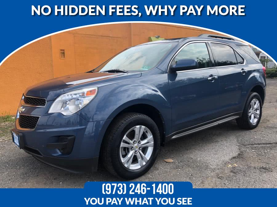 Used 2011 Chevrolet Equinox in Lodi, New Jersey | Route 46 Auto Sales Inc. Lodi, New Jersey
