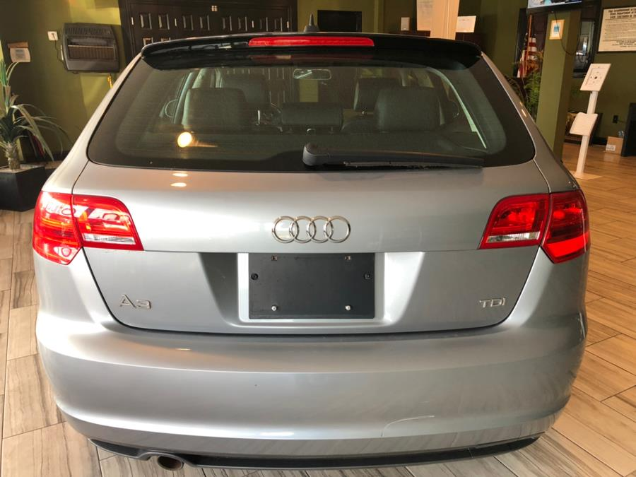 2012 Audi A3 4dr HB S tronic FrontTrak 2.0 TDI Premium Plus, available for sale in West Hartford, Connecticut | AutoMax. West Hartford, Connecticut