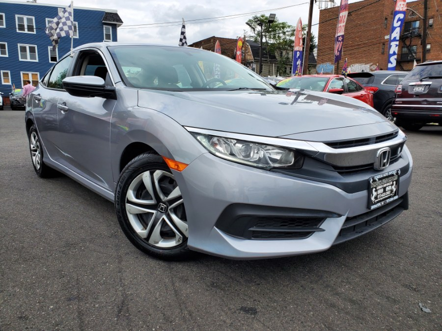 2018 Honda Civic Sedan LX CVT, available for sale in Irvington, New Jersey | Foreign Auto Imports. Irvington, New Jersey