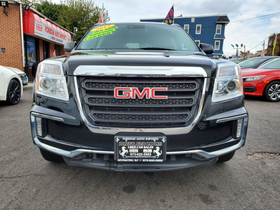 2017 GMC Terrain AWD 4dr SLE w/SLE-2, available for sale in Irvington, New Jersey   Foreign Auto Imports. Irvington, New Jersey