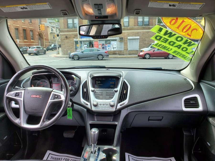 2016 GMC Terrain AWD 4dr SLT, available for sale in Irvington, New Jersey   Foreign Auto Imports. Irvington, New Jersey