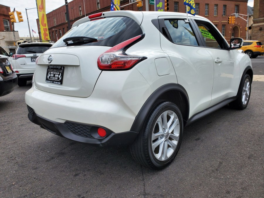 2016 Nissan JUKE 5dr Wgn CVT S FWD, available for sale in Irvington, New Jersey | Foreign Auto Imports. Irvington, New Jersey