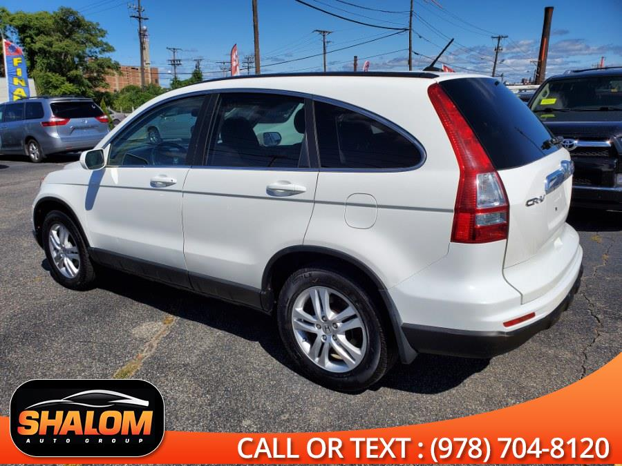 2010 Honda Cr-v EXL, available for sale in South Lawrence, Massachusetts | Shalom Auto Group LLC. South Lawrence, Massachusetts