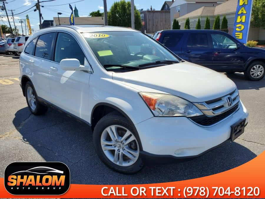 2010 Honda Cr-v EXL, available for sale in South Lawrence, MA