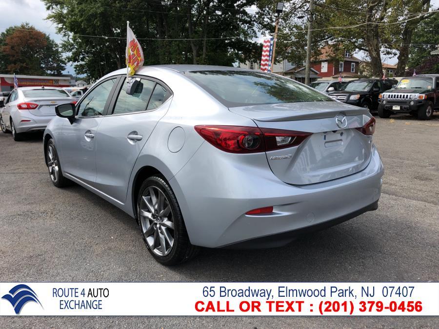Used Mazda Mazda3 4-Door Touring Auto 2018 | Route 4 Auto Exchange. Elmwood Park, New Jersey