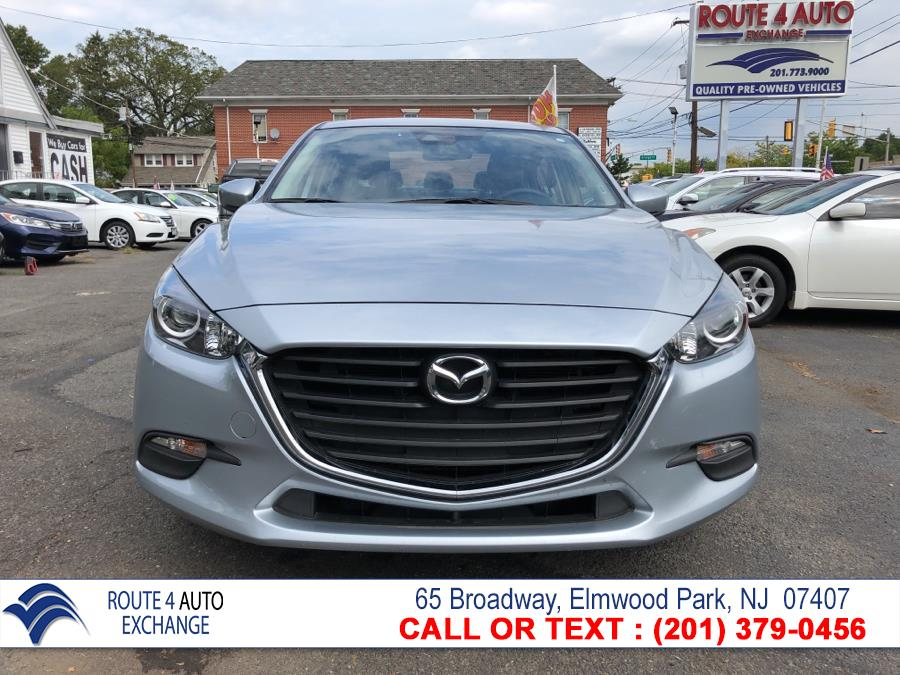 2018 Mazda Mazda3 4-Door Touring Auto, available for sale in Elmwood Park, New Jersey | Route 4 Auto Exchange. Elmwood Park, New Jersey