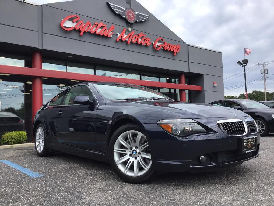 Used BMW 6 Series 2dr Cpe 650i 2007 | Capital Motor Group Inc. Medford, New York