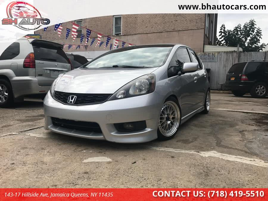 2012 Honda Fit 5dr HB Auto Sport, available for sale in Jamaica Queens, New York | BH Auto. Jamaica Queens, New York