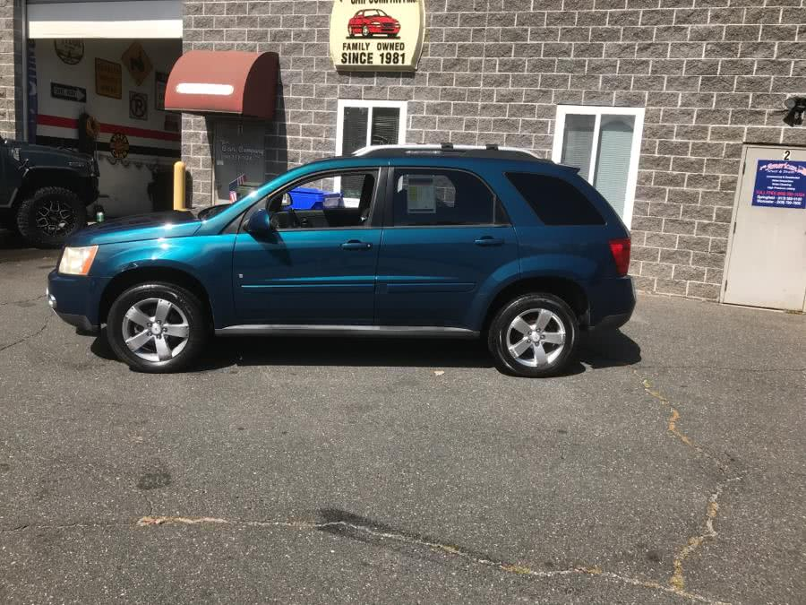 Used 2006 Pontiac Torrent in Springfield, Massachusetts | The Car Company. Springfield, Massachusetts