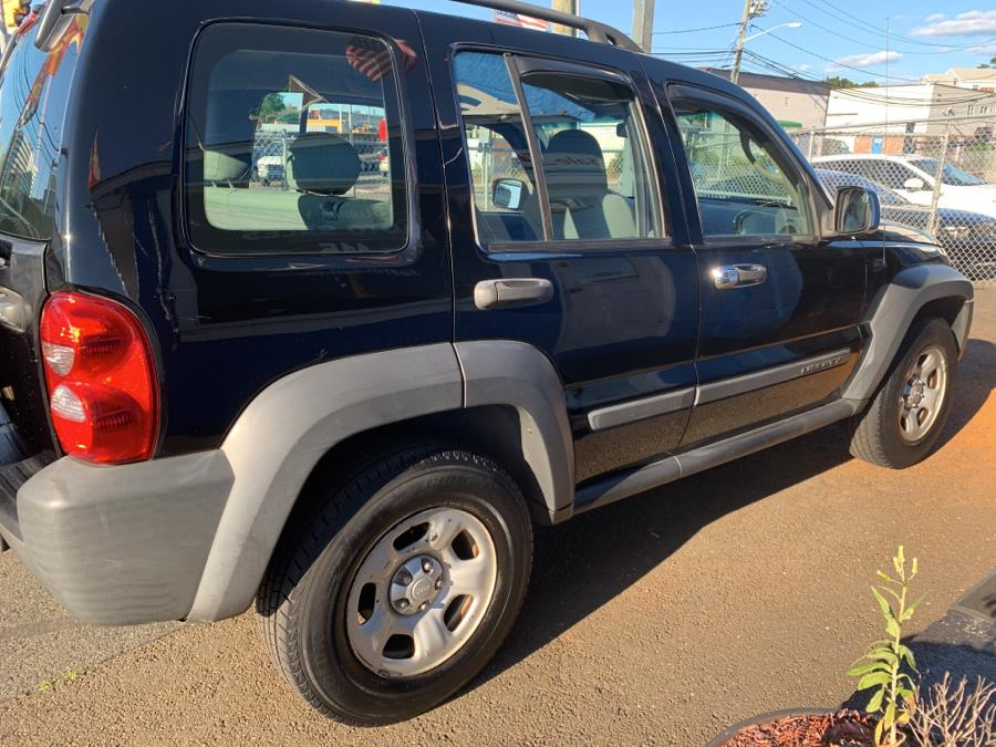 Used Jeep Liberty 4dr Sport 4WD 2006 | Harbor View Auto Sales LLC. Stamford, Connecticut