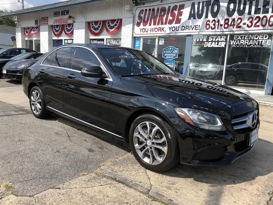 Used 2016 Mercedes-Benz C-Class in Jamaica, New York | Hillside Auto Mall Inc.. Jamaica, New York