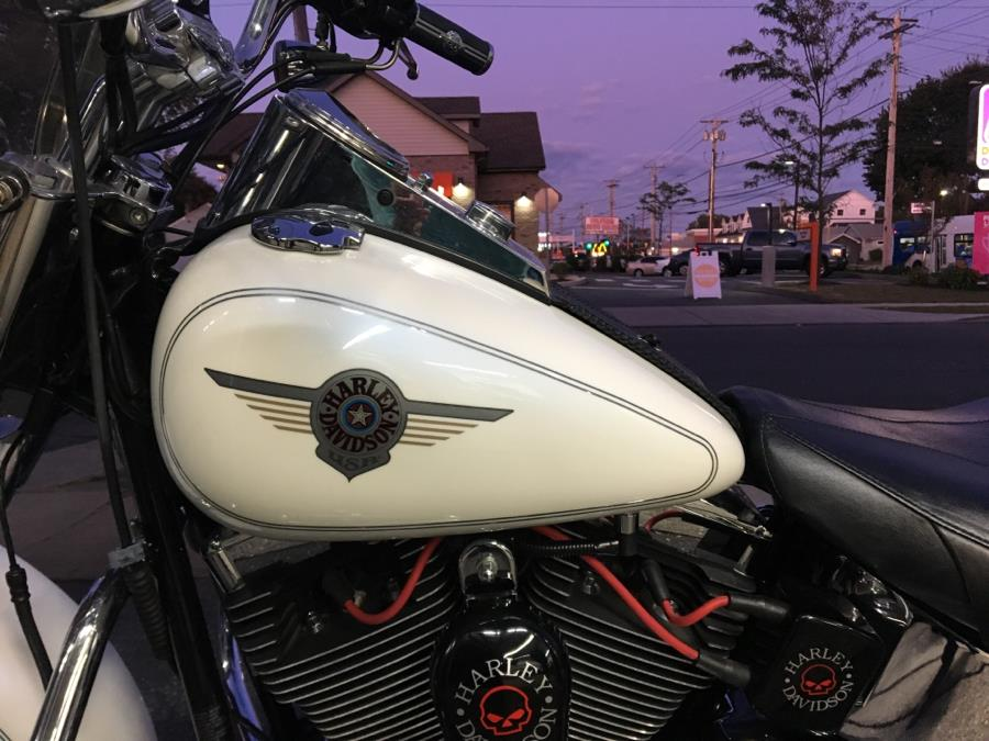 Used Harley Davidson Fat Boy FLSTFI 2004 | Village Auto Sales. Milford, Connecticut