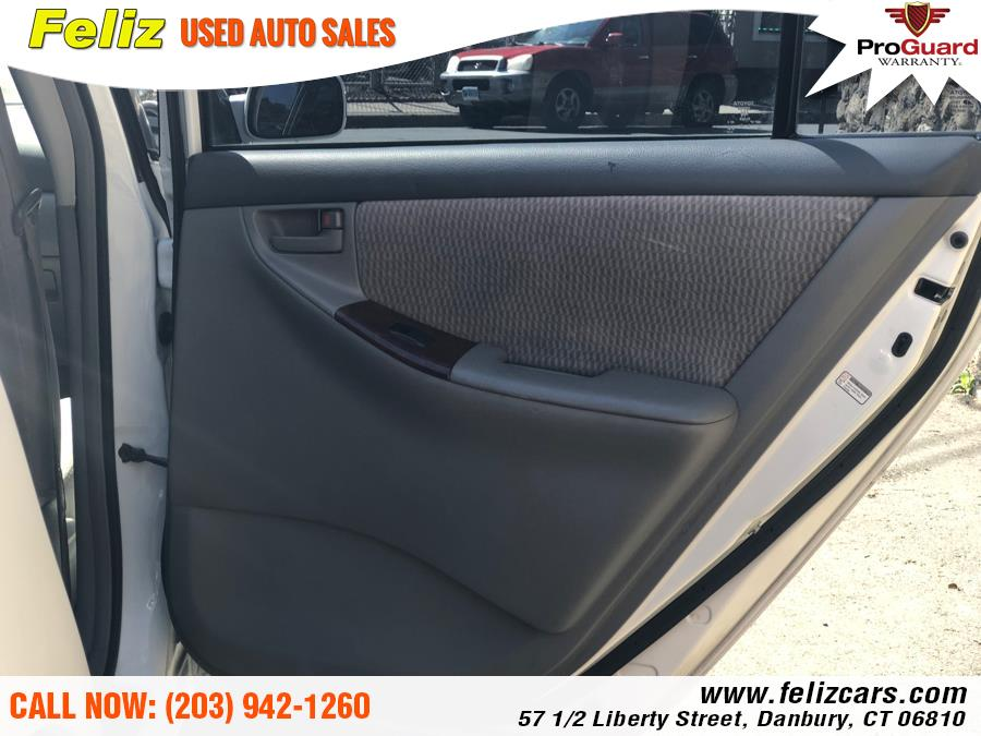 2006 Toyota Corolla 4dr Sdn CE Auto, available for sale in Danbury, Connecticut | Feliz Used Auto Sales. Danbury, Connecticut